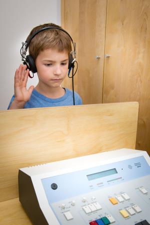 Hörtest - Horchtest. Systemische Hörtherapie.